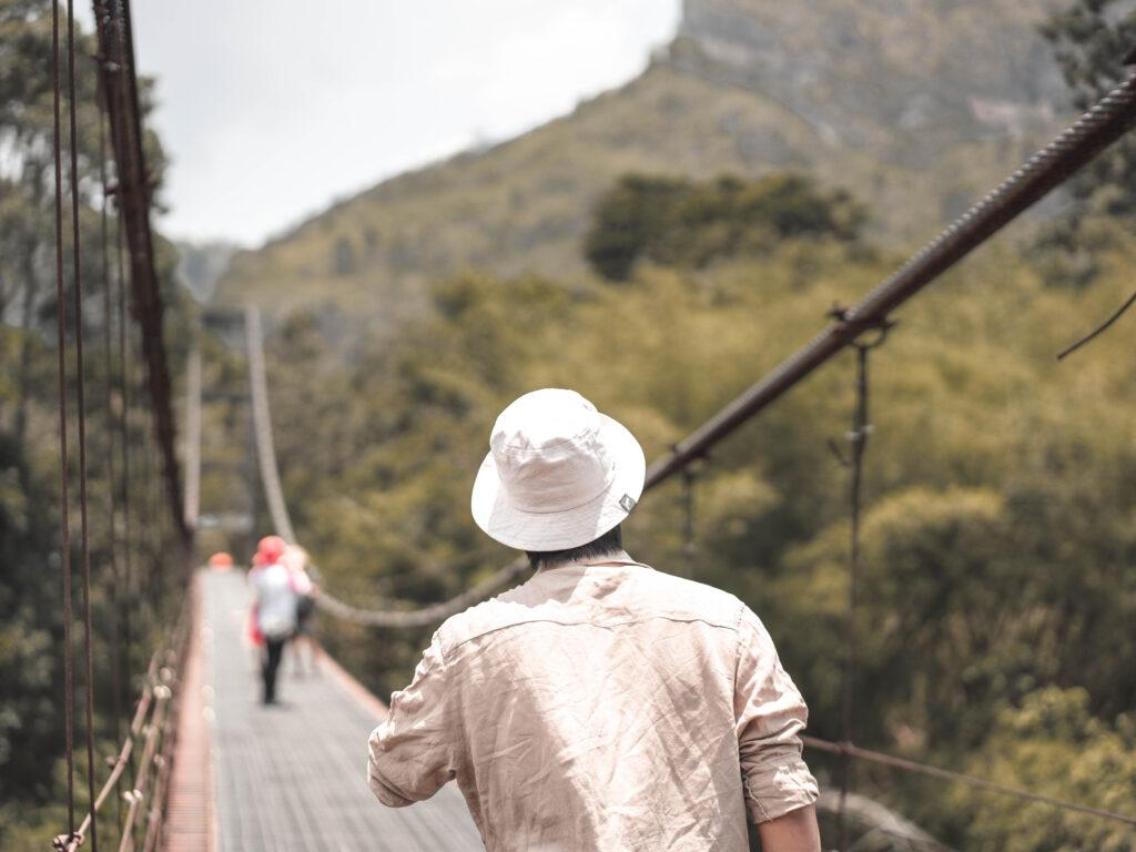 ที่เที่ยวสุราษ สะพานแขวน