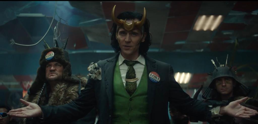 ภาพในซีรีส์ Loki EP 5 | review Loki