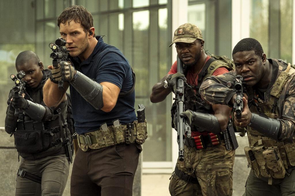 Chris Pratt ใน รีวิว THE TOMORROW WAR