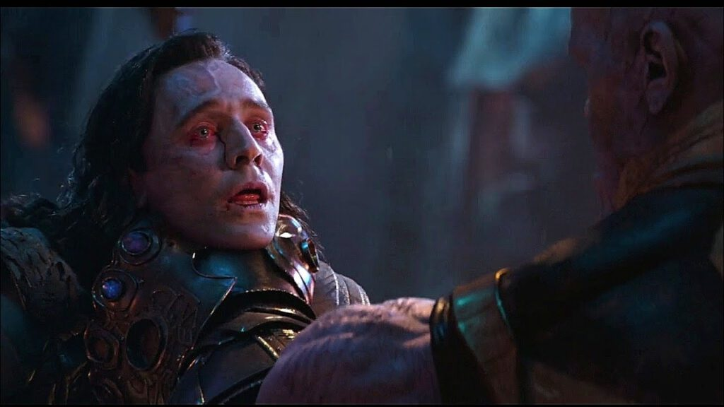 Loki ใน Avenger Infinity Stone โดน ทานอสฆ่าตาย